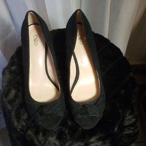 Cato Wedge Shoe